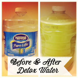 Detox Water Recipes for Weight Loss
