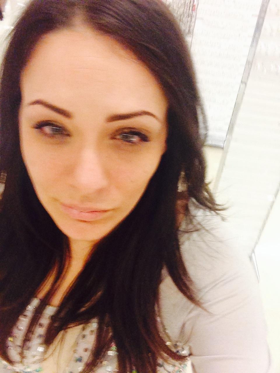 Gone Wrong Eyebrow Wax...